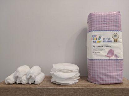Pre Packed Maternity Hospital Bag Luxury Flamingo Birth Bag 13