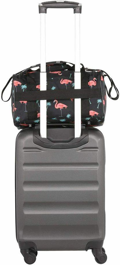 Pre Packed Maternity Hospital Bag Luxury Flamingo Birth Bag 6