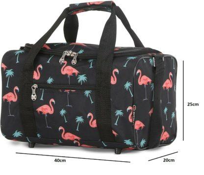 Pre Packed Maternity Hospital Bag Luxury Flamingo Birth Bag 10