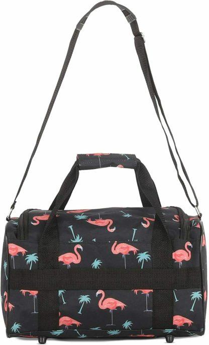 Pre Packed Maternity Hospital Bag Luxury Flamingo Birth Bag 8